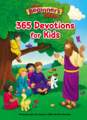 The Beginner's Bible 365 Devotions for Kids Book