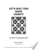 Let S Quilt Our Idaho County