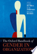 The Oxford Handbook Of Gender In Organizations : and debate over a number of...