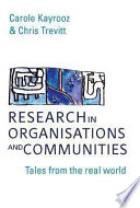 Research in Organisations And Communities