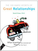 download ebook 100 simple secrets of great relationships pdf epub