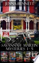 Savannah Martin Mysteries 1 5
