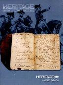 Historical Manuscripts