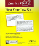 First Year Law Set