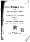 Jahrbuch für die israel. Cultusgemeinden Böhmens, zugleich Führer durch die israel. Cultusgemeinde in Prag