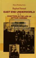 East End Underworld