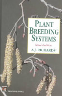 Plant Breeding Systems