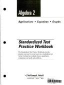 Algebra 2  Standardized Test Practice