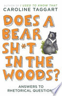 Does a Bear Sh t in the Woods
