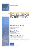 EXCELLENCE IN BUSINESS.