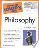 The Complete Idiot S Guide To Philosophy
