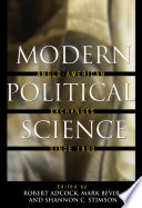 Modern Political Science