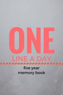 Book One Line a Day