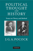 Political Thought and History