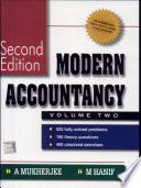 Modern Accountancy Vol Ii 2 E