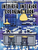Inspired Interior Coloring Book
