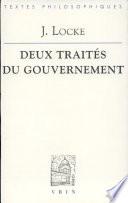 illustration Deux traités du gouvernement