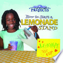 How to Start a Lemonade Stand Book PDF