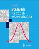 Statistik für Sozialwissenschaftler