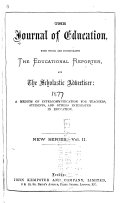 Journal of Education and School World