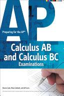 Preparing for the AP Calculus AB and Calculus BC Examinations