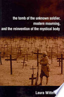 download ebook the tomb of the unknown soldier, modern mourning, and the reinvention of the mystical body pdf epub