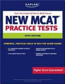 New MCAT Practice Tests