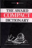 The Award Compact Dictionary