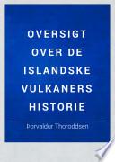Oversigt over de islandske vulkaners historie