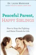 download ebook peaceful parent, happy siblings pdf epub