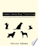Common Sense Dog Training