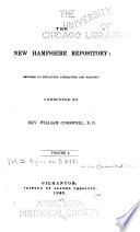 The New Hampshire Repository