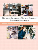 National Emergency Medical Services Education Standards