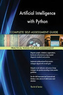 Artificial Intelligence With Python Complete Self Assessment Guide