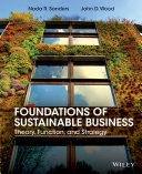 download ebook foundations of sustainable business: theory, function, and strategy pdf epub