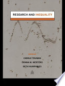 Research and Inequality Of Backgrounds That The Dominant Social