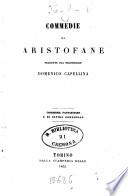 Commedie di Aristofane