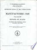 Fifteenth Census of the United States