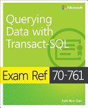 Exam Ref 70 761 Querying Data with Transact SQL