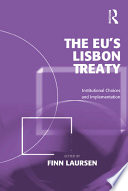 The EU s Lisbon Treaty