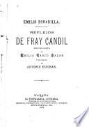 Reflejos de fray Candil [pseud.]