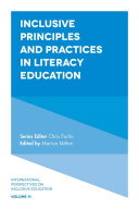 Inclusive Principles and Practices in Literacy Education Book