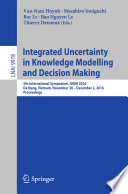 Integrated Uncertainty In Knowledge Modelling And Decision Making