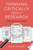 Thinking Critically About Research