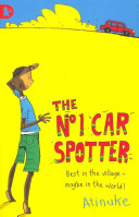Number 1 Car Spotter Book Cover