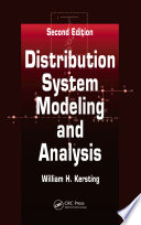 Distribution System Modeling and Analysis  Second Edition