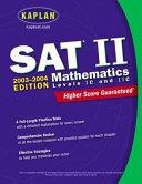 SAT II Book PDF