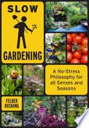 Slow Gardening Book PDF