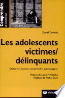 illustration Les adolescents victimes/délinquants