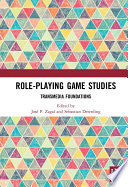Role Playing Game Studies